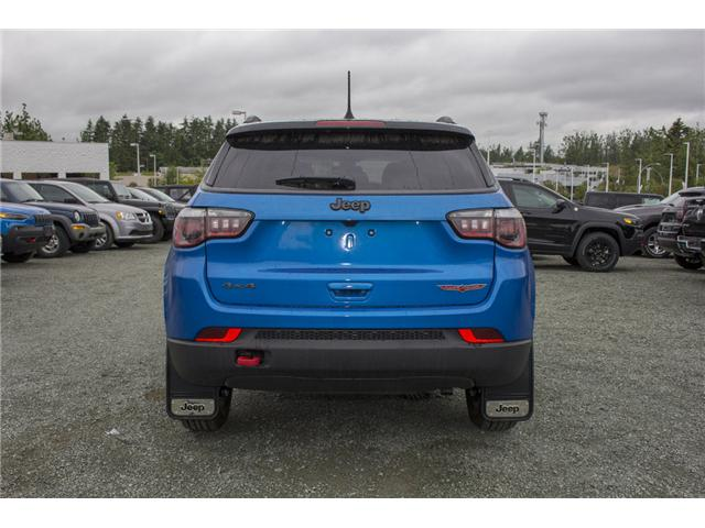 2018 Jeep Compass Trailhawk (Stk: J376603) in Abbotsford - Image 6 of 24