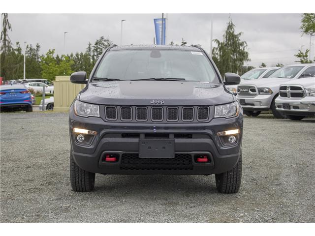 2018 Jeep Compass Trailhawk (Stk: J376604) in Abbotsford - Image 2 of 25