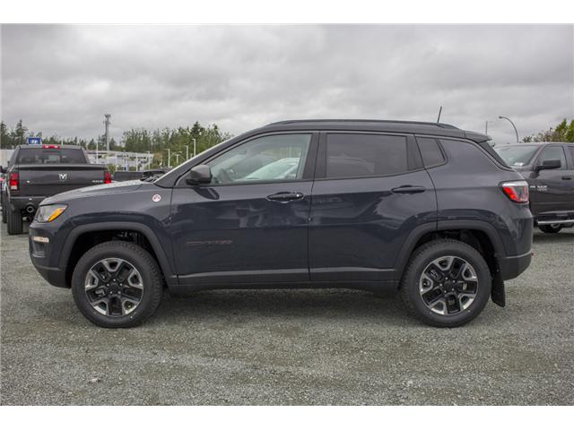 2018 Jeep Compass Trailhawk (Stk: J376604) in Abbotsford - Image 3 of 25