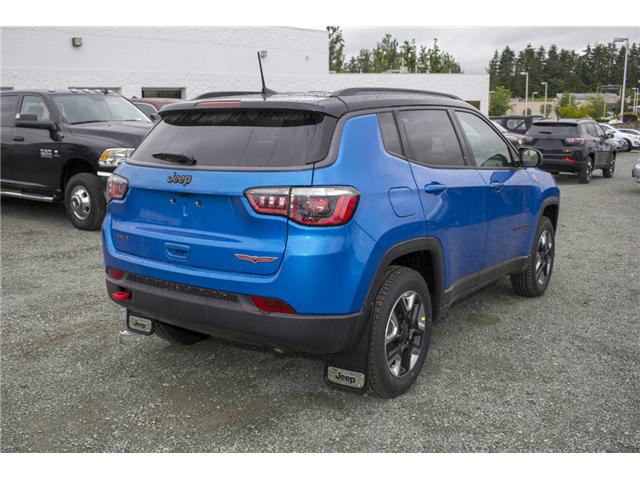 2018 Jeep Compass Trailhawk (Stk: J376603) in Abbotsford - Image 7 of 24