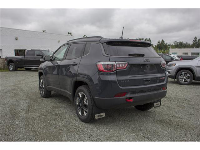 2018 Jeep Compass Trailhawk (Stk: J376604) in Abbotsford - Image 4 of 25