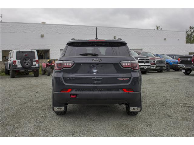 2018 Jeep Compass Trailhawk (Stk: J376604) in Abbotsford - Image 5 of 25