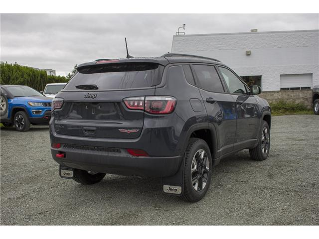 2018 Jeep Compass Trailhawk (Stk: J376604) in Abbotsford - Image 6 of 25