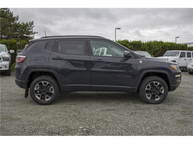 2018 Jeep Compass Trailhawk (Stk: J376604) in Abbotsford - Image 7 of 25