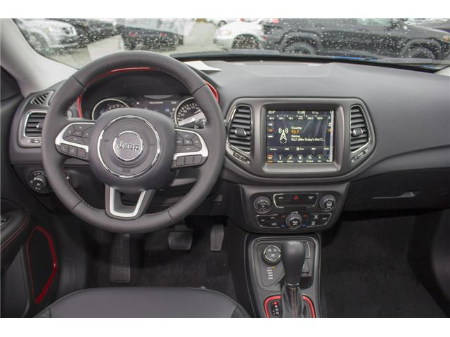 2018 Jeep Compass Trailhawk (Stk: J376603) in Abbotsford - Image 12 of 24