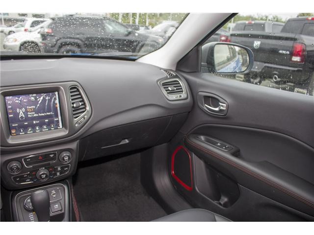 2018 Jeep Compass Trailhawk (Stk: J376603) in Abbotsford - Image 13 of 24
