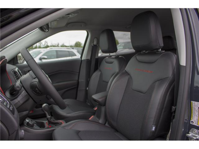 2018 Jeep Compass Trailhawk (Stk: J376604) in Abbotsford - Image 10 of 25