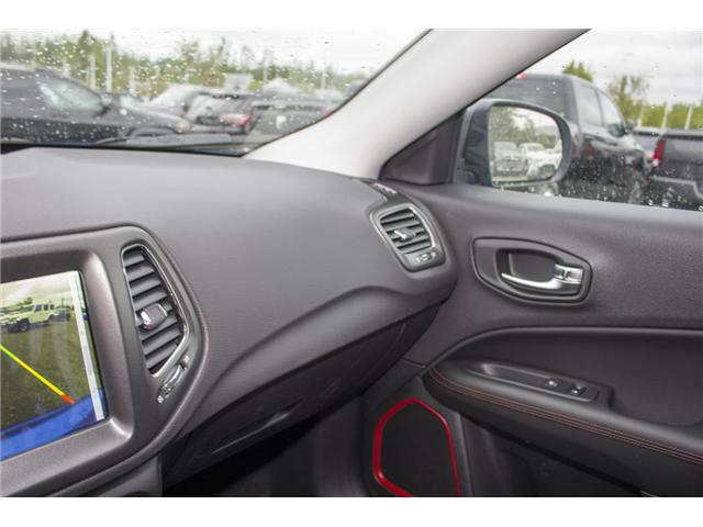 2018 Jeep Compass Trailhawk (Stk: J376603) in Abbotsford - Image 23 of 24