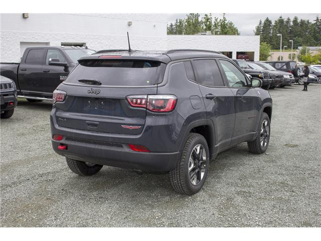 2018 Jeep Compass Trailhawk (Stk: J404093) in Abbotsford - Image 7 of 27