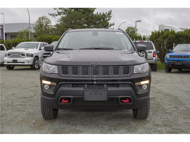 2018 Jeep Compass Trailhawk (Stk: J404095) in Abbotsford - Image 2 of 27
