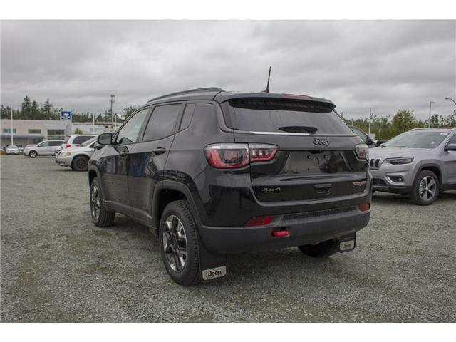 2018 Jeep Compass Trailhawk (Stk: J404095) in Abbotsford - Image 5 of 27