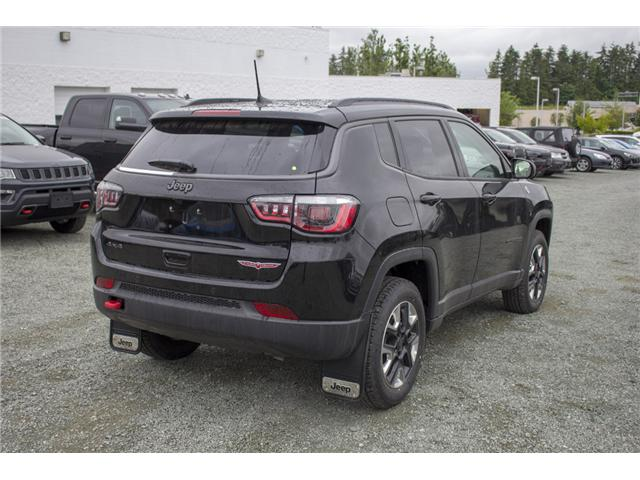 2018 Jeep Compass Trailhawk (Stk: J404095) in Abbotsford - Image 7 of 27