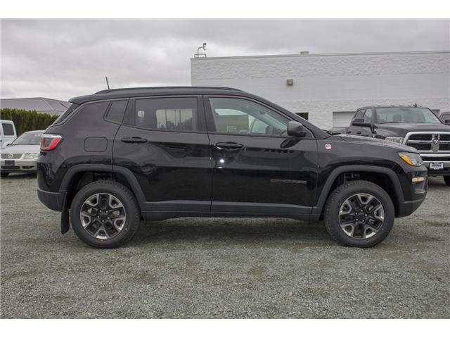 2018 Jeep Compass Trailhawk (Stk: J404095) in Abbotsford - Image 8 of 27