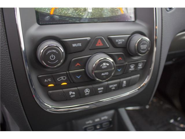 2018 Dodge Durango SXT (Stk: J383945) in Abbotsford - Image 22 of 24