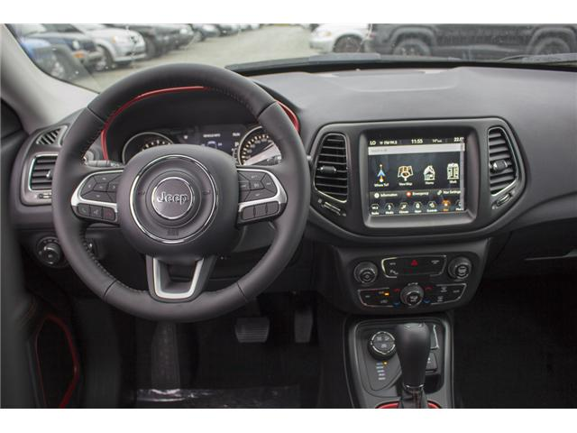 2018 Jeep Compass Trailhawk (Stk: J404095) in Abbotsford - Image 14 of 27