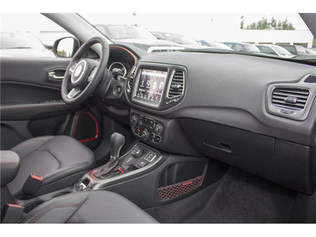 2018 Jeep Compass Trailhawk (Stk: J404095) in Abbotsford - Image 17 of 27