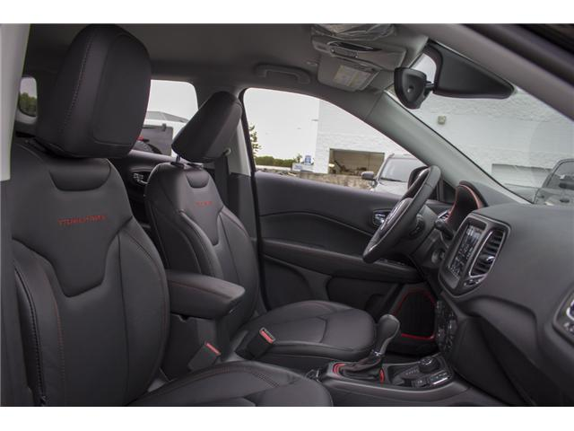 2018 Jeep Compass Trailhawk (Stk: J404095) in Abbotsford - Image 18 of 27