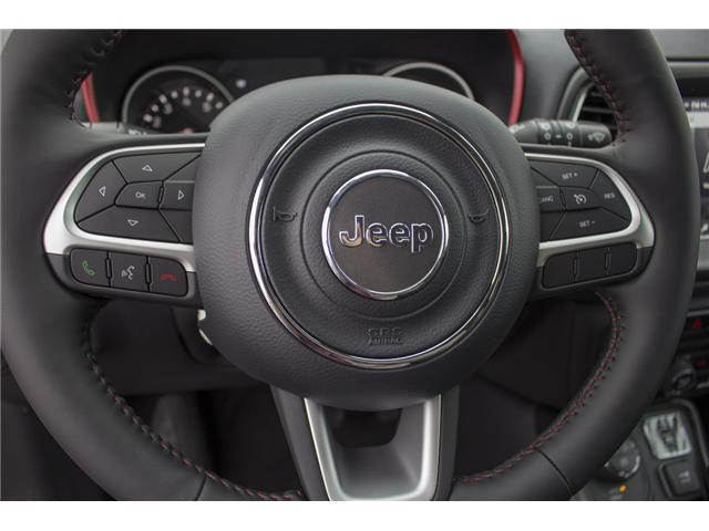 2018 Jeep Compass Trailhawk (Stk: J404095) in Abbotsford - Image 19 of 27