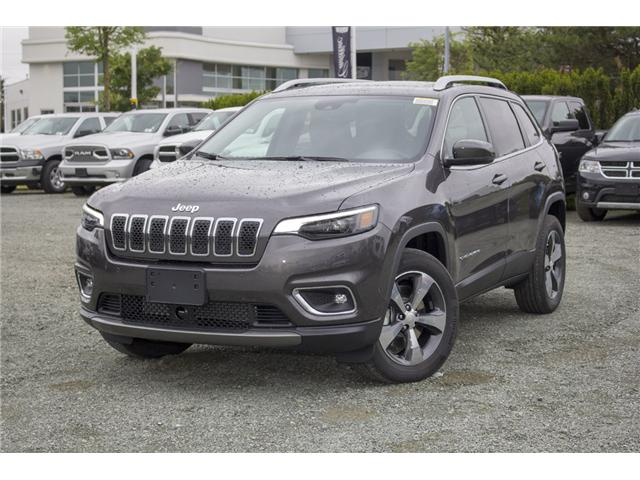 2019 Jeep Cherokee Limited (Stk: K207237) in Abbotsford - Image 3 of 26