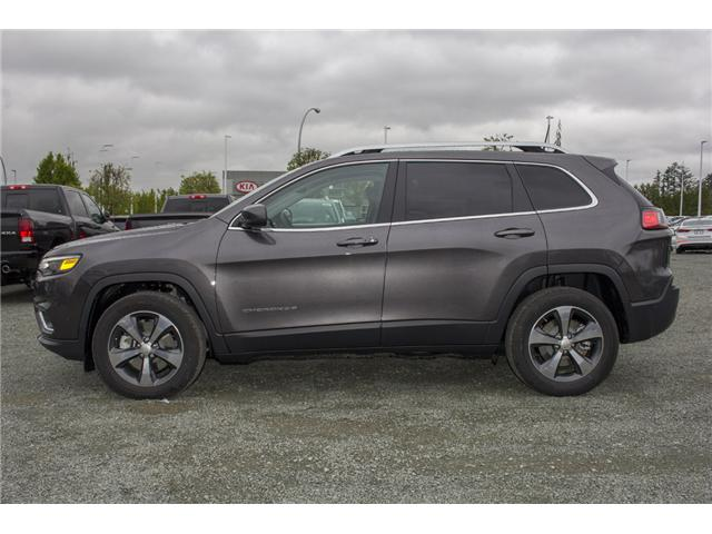 2019 Jeep Cherokee Limited (Stk: K207237) in Abbotsford - Image 4 of 26