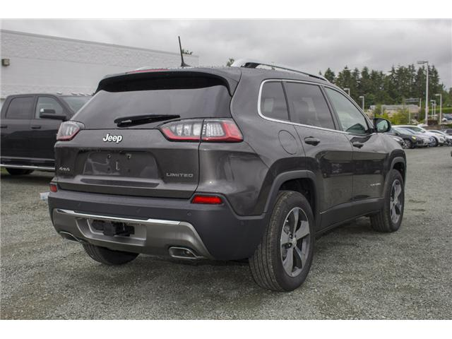 2019 Jeep Cherokee Limited (Stk: K207237) in Abbotsford - Image 7 of 26