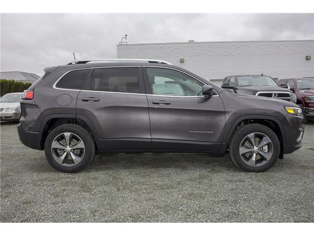 2019 Jeep Cherokee Limited (Stk: K207237) in Abbotsford - Image 8 of 26