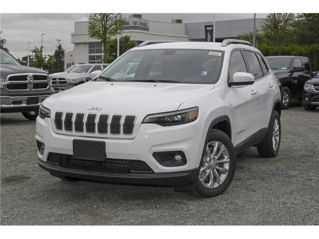 2019 Jeep Cherokee North (Stk: K215647) in Abbotsford - Image 3 of 25
