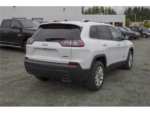 2019 Jeep Cherokee North (Stk: K215647) in Abbotsford - Image 7 of 25