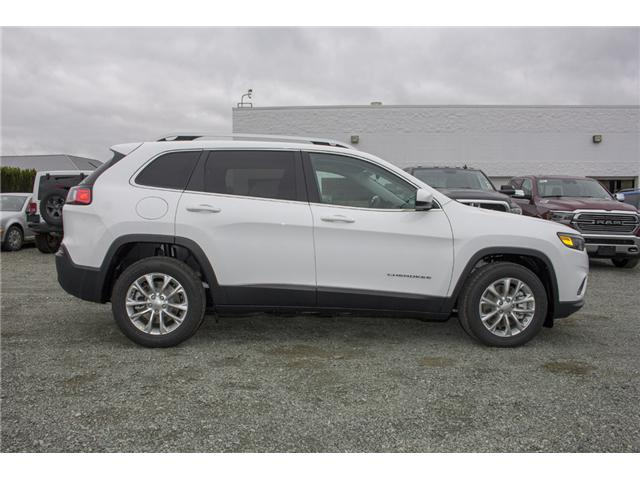 2019 Jeep Cherokee North (Stk: K215647) in Abbotsford - Image 8 of 25