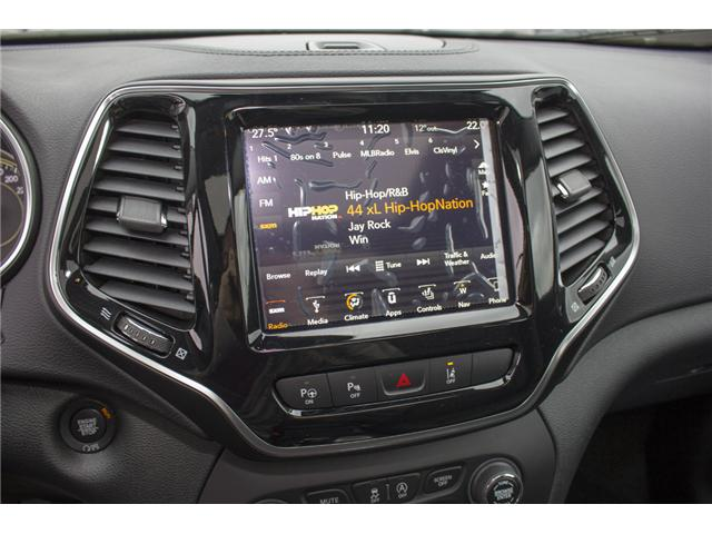 2019 Jeep Cherokee Limited (Stk: K207237) in Abbotsford - Image 21 of 26