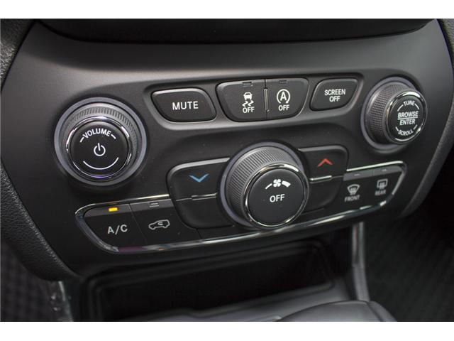 2019 Jeep Cherokee North (Stk: K215647) in Abbotsford - Image 22 of 25