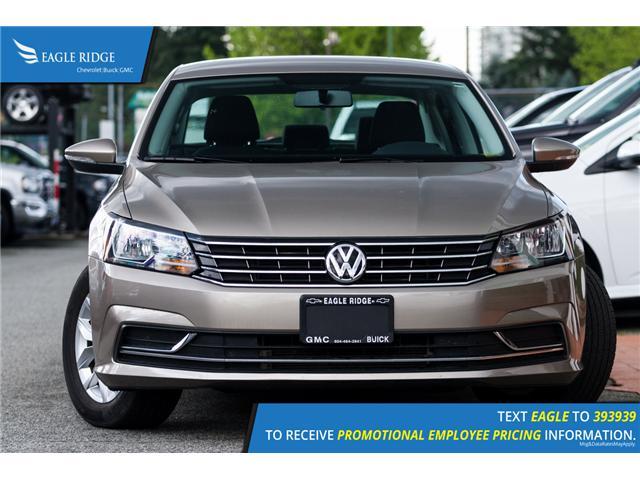 2017 Volkswagen Passat 1.8 TSI Trendline+ (Stk: 178752) in Coquitlam - Image 2 of 22
