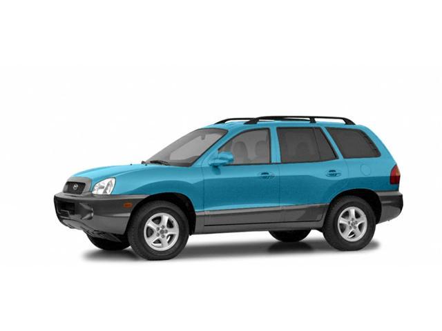 2004 Hyundai Santa Fe GL (Stk: 048323) in Coquitlam - Image 1 of 1