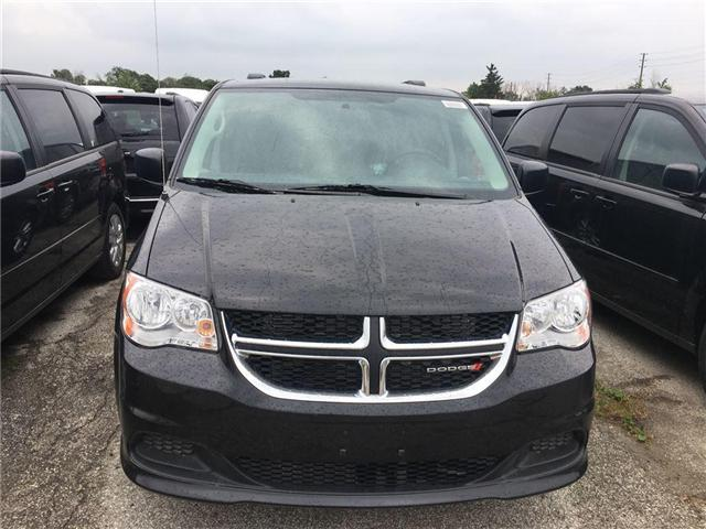 2017 Dodge Grand Caravan CVP/SXT (Stk: HR710358) in Mississauga - Image 2 of 5
