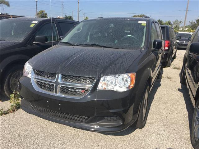 2017 Dodge Grand Caravan CVP/SXT (Stk: HR867566) in Mississauga - Image 1 of 5