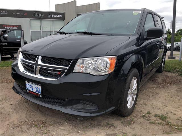 2017 Dodge Grand Caravan CVP/SXT (Stk: HR871351) in Mississauga - Image 1 of 5