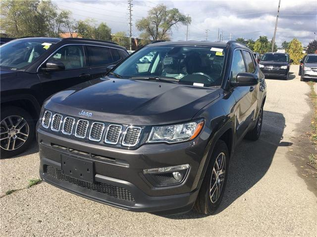 2018 Jeep Compass North (Stk: JT161944) in Mississauga - Image 1 of 5