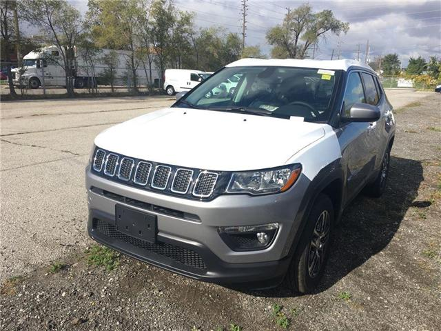 2018 Jeep Compass North (Stk: JT161942) in Mississauga - Image 1 of 5