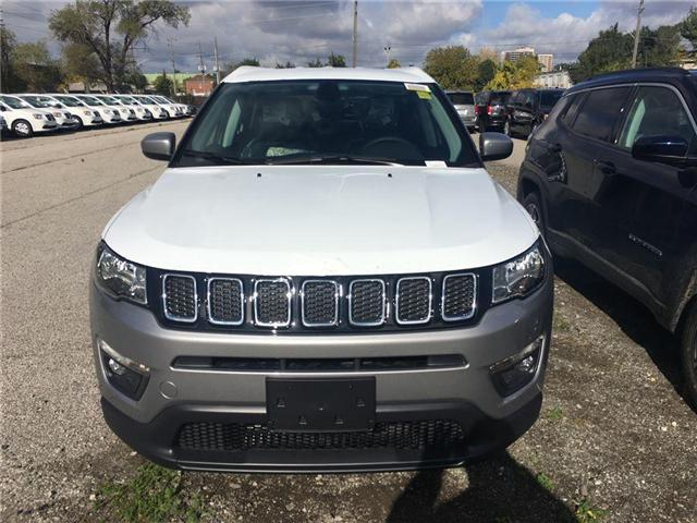 2018 Jeep Compass North (Stk: JT161942) in Mississauga - Image 2 of 5