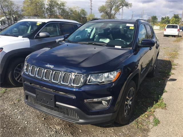 2018 Jeep Compass North (Stk: JT121959) in Mississauga - Image 1 of 5