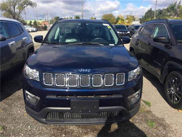2018 Jeep Compass North (Stk: JT121959) in Mississauga - Image 2 of 5