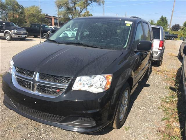 2017 Dodge Grand Caravan CVP/SXT (Stk: HR871362) in Mississauga - Image 1 of 5