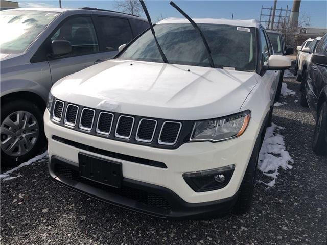 2018 Jeep Compass North (Stk: JT181863) in Mississauga - Image 1 of 5