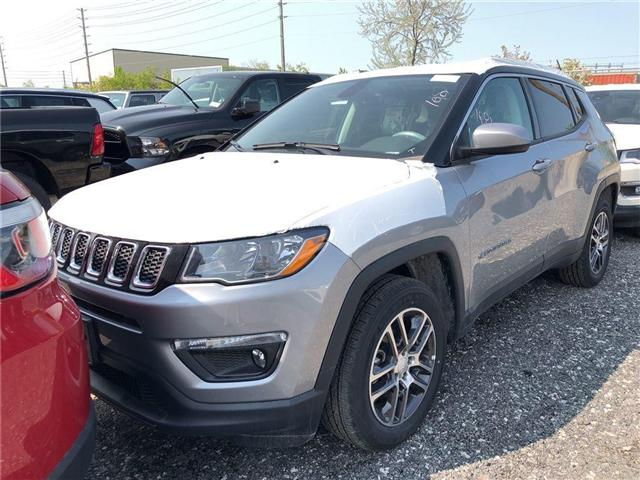 2018 Jeep Compass North (Stk: JT204199) in Mississauga - Image 1 of 5