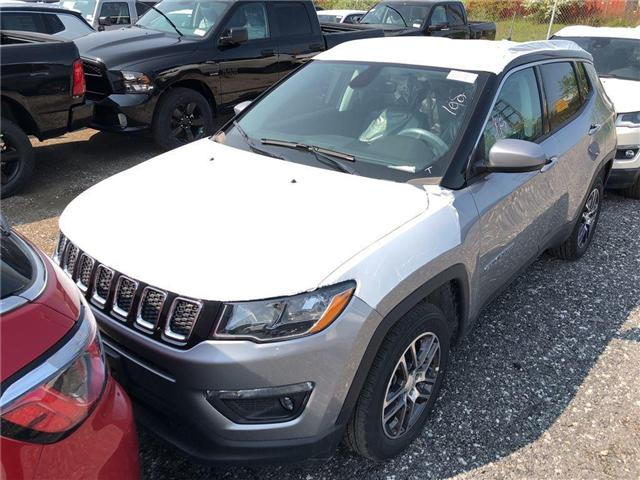 2018 Jeep Compass North (Stk: JT204199) in Mississauga - Image 2 of 5