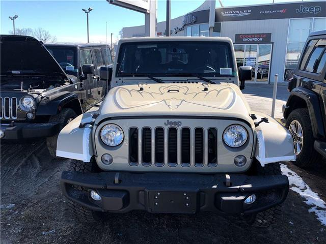 2018 Jeep Wrangler JK Unlimited Sahara (Stk: JL856840) in Mississauga - Image 2 of 5