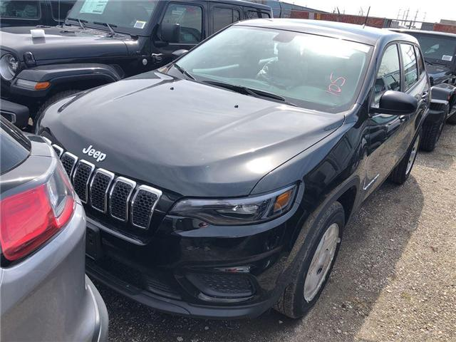2019 Jeep Cherokee Sport (Stk: KD152870) in Mississauga - Image 2 of 6