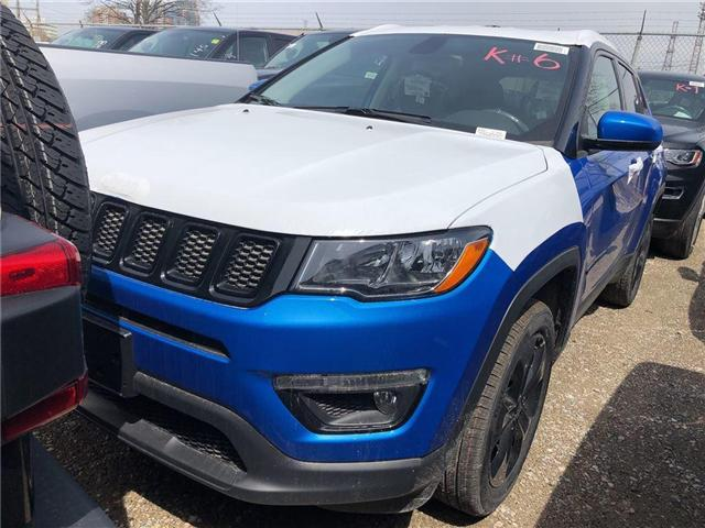 2018 Jeep Compass North (Stk: JT324172) in Mississauga - Image 1 of 5