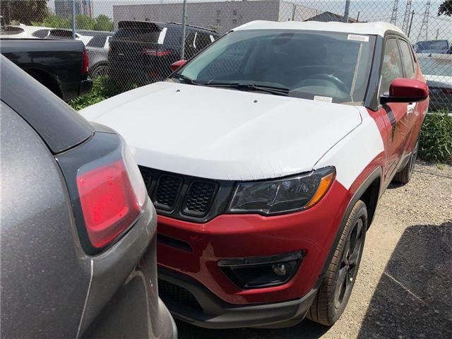 2018 Jeep Compass North (Stk: JT324174) in Mississauga - Image 1 of 5