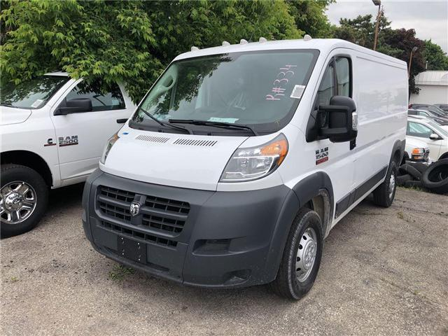 2018 RAM ProMaster 1500 Low Roof (Stk: JE128508) in Mississauga - Image 1 of 5